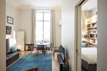 Apartment Richelieu ChicSuites