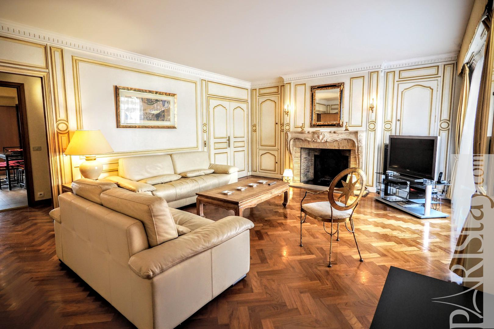 Paris france luxury apartment rental...