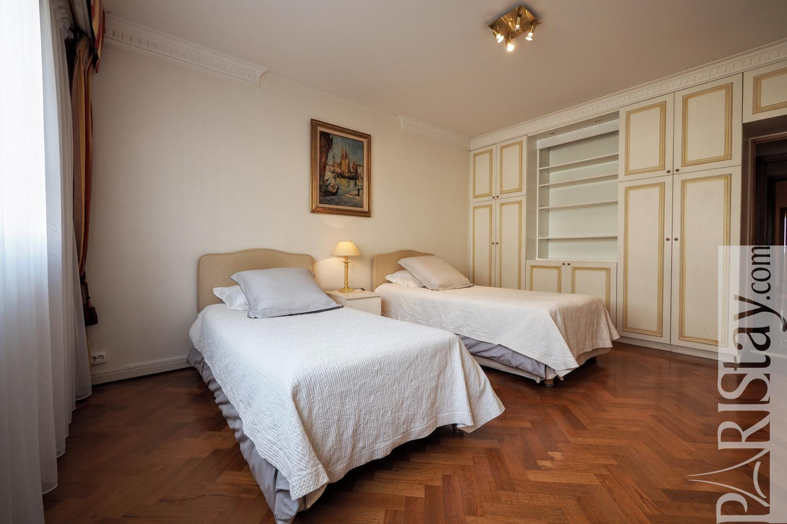 Paris france luxury apartment rental...