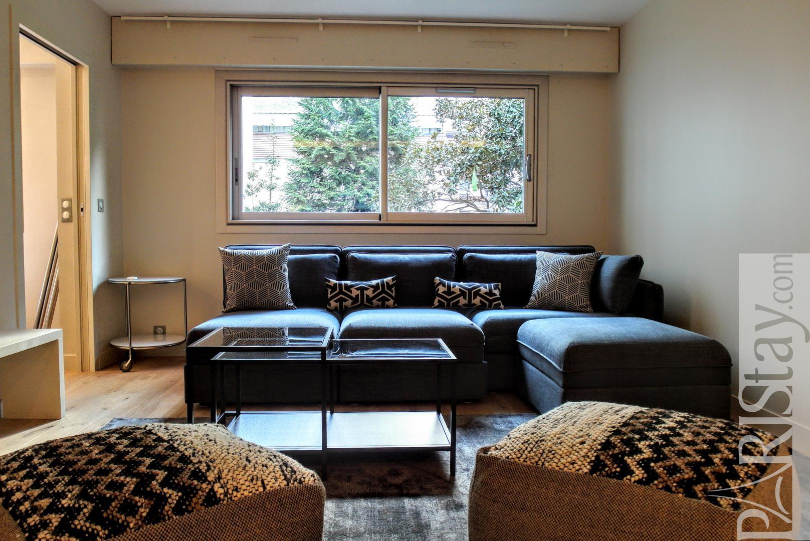 Paris Flat Long Term Rental Luxury 1 Bedroom Apartment For Rent
