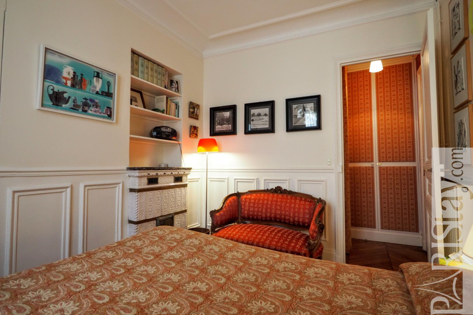 Paris location appartements meubl s t3 meuble le marais - Chambre a coucher paris ...