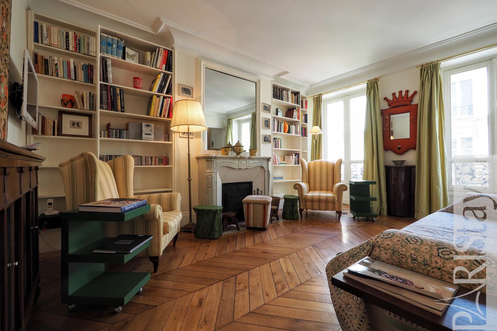 Paris Long Term Flat Rentals 2 Bedroom Apartment For Rent Marais