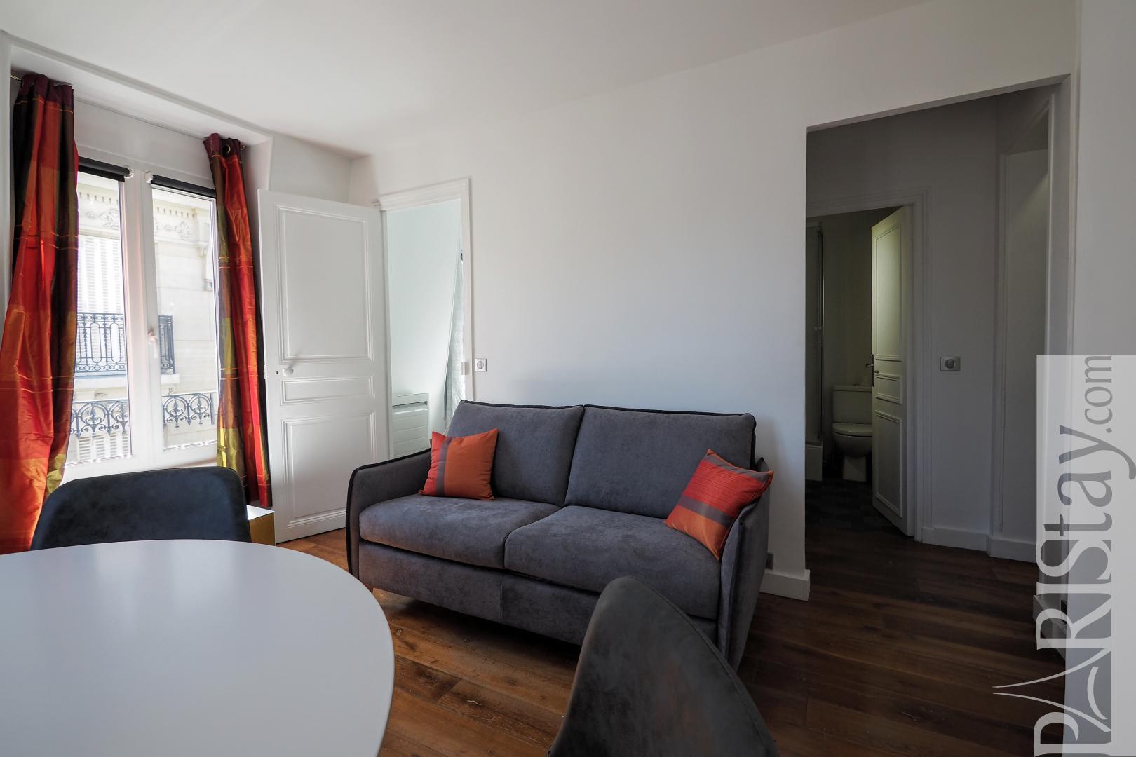Paris Long Term Apartment Rental 1 Bedroom Flat For Rent Le Marais
