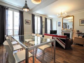 Apartment Luxembourg Assas - 2 bedrooms