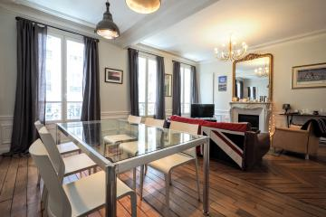 Apartment Luxembourg Assas