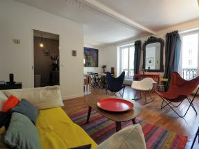 Apartment Marais Beaumarchais - 1 bedroom