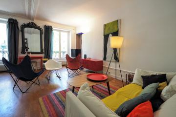Appartement Marais Beaumarchais