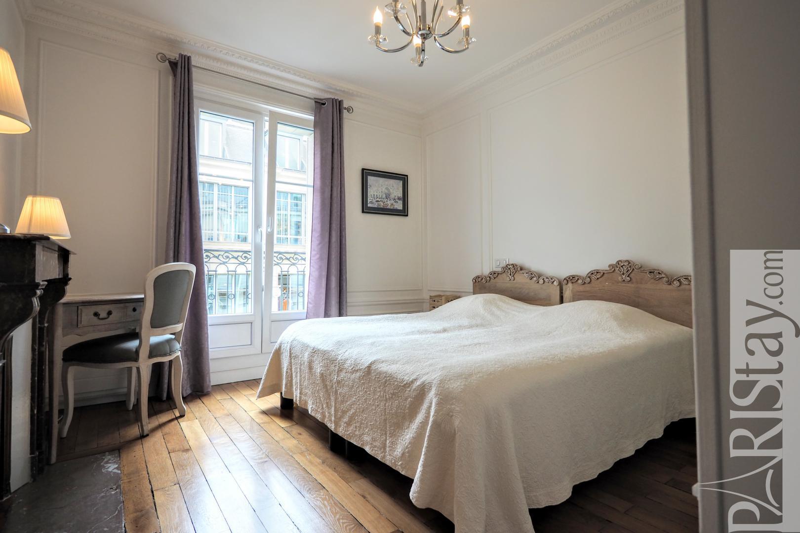 Paris Location Appartement T3 Meuble Montorgueil