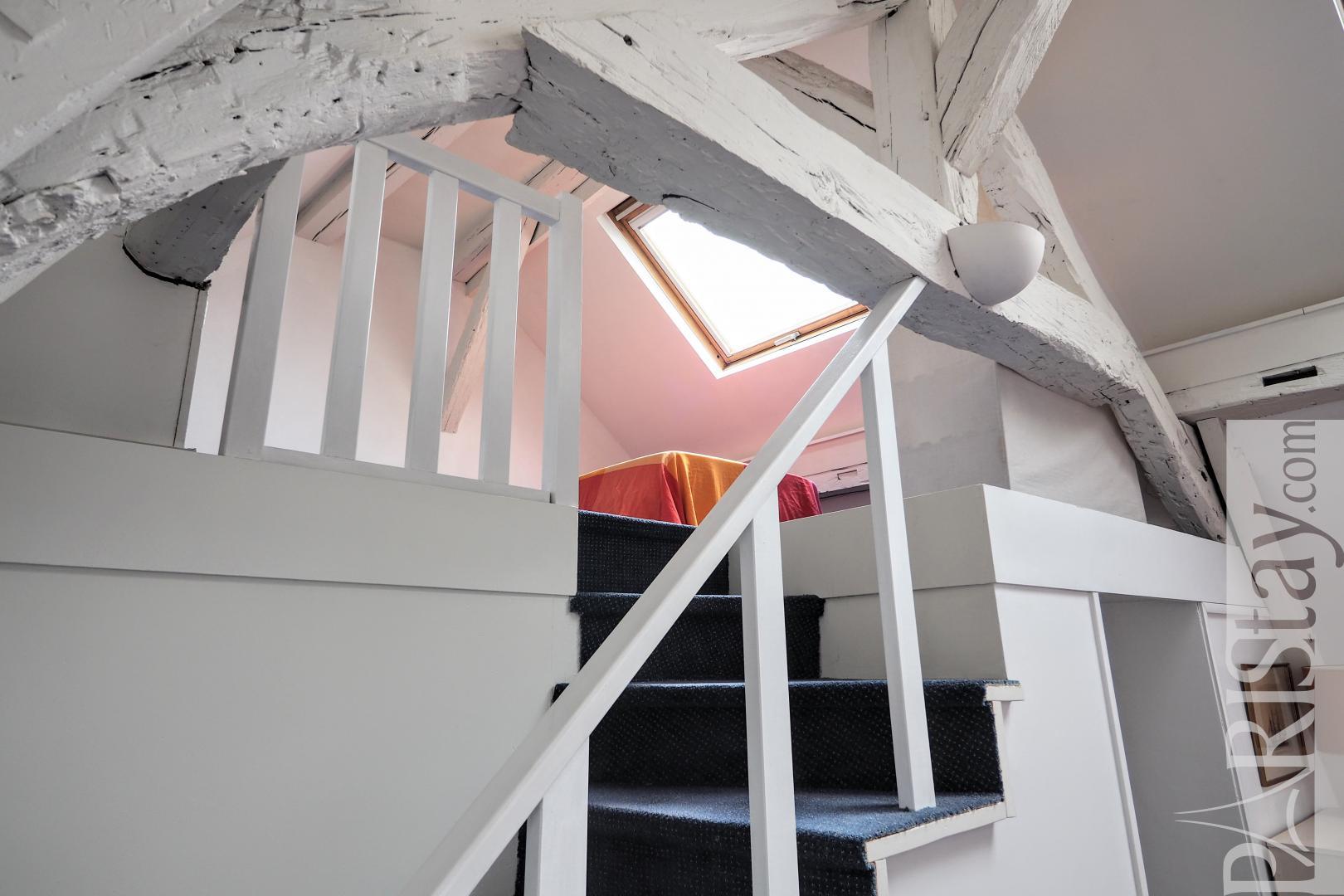 Location Appartement Paris Saint Germain Des Pres T3 Meuble