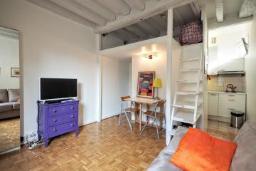 Apartment Charming flatlet
