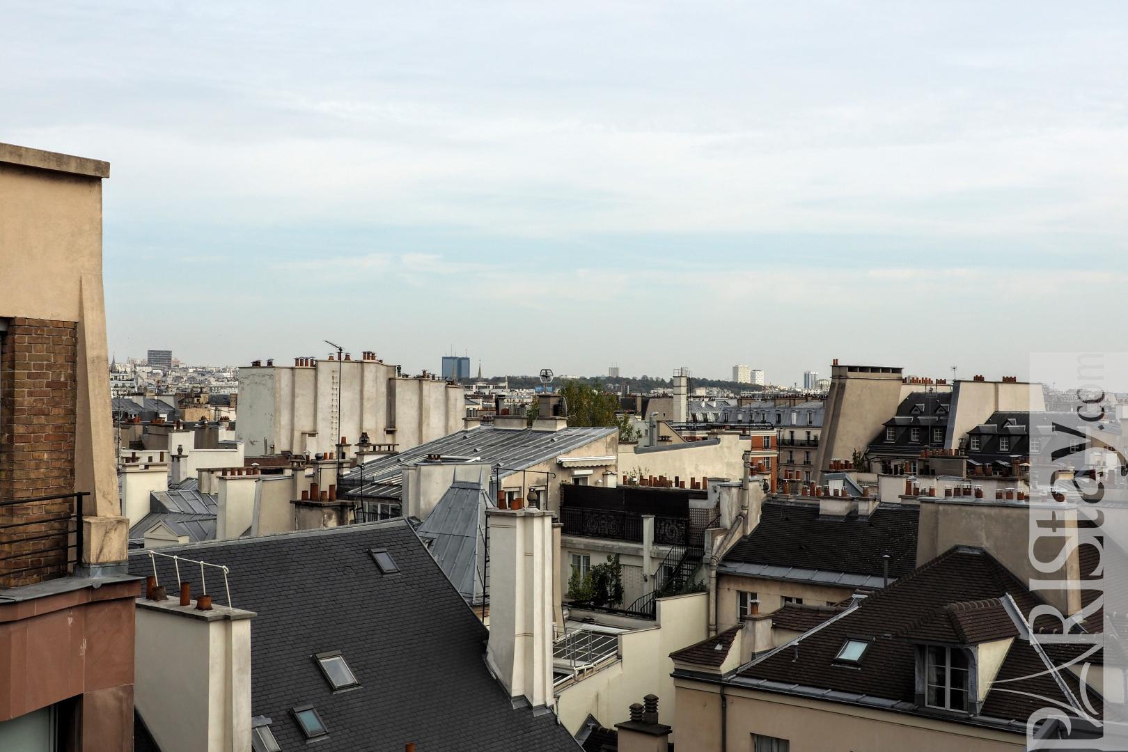 Paris Location Studio Meuble Le Marais
