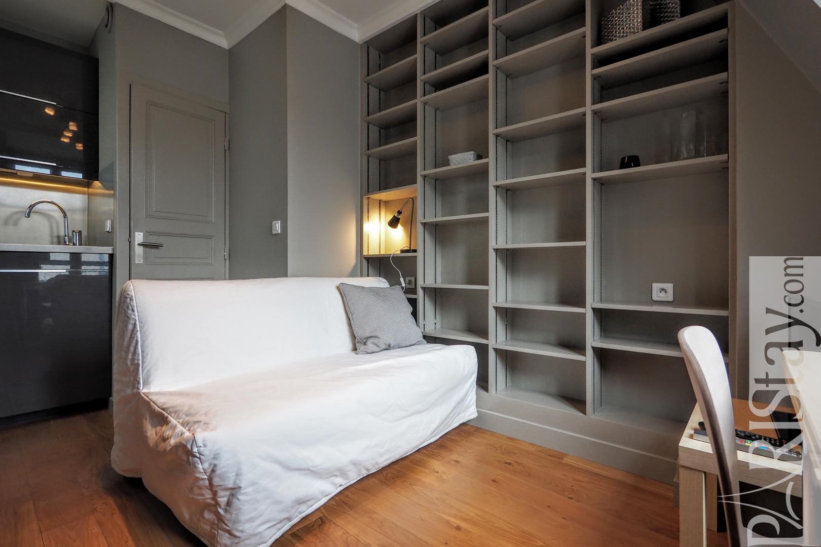 location studio meubl paris opera garnier bourse. Black Bedroom Furniture Sets. Home Design Ideas