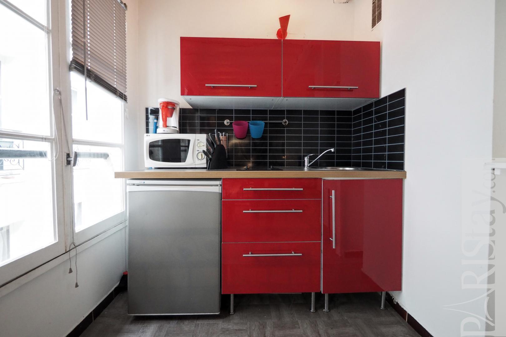 location appartement meuble paris t2 notre dame saint germain des pres. Black Bedroom Furniture Sets. Home Design Ideas