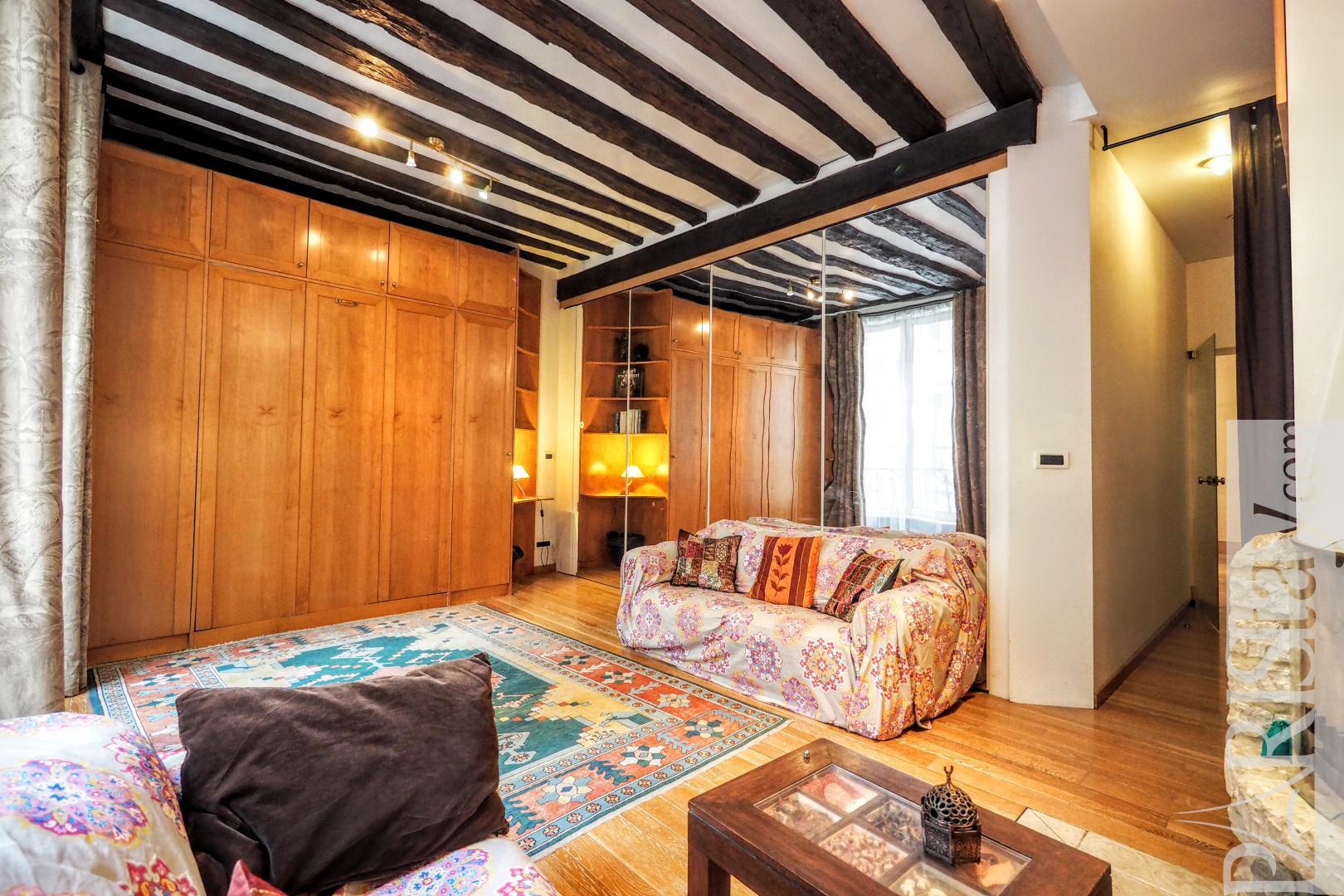 Apartment For Rent Paris Notre Dame Furnished 2 Bedroom