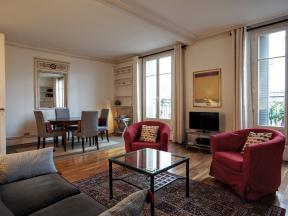 Apartment Marais balcony - 2 bedrooms