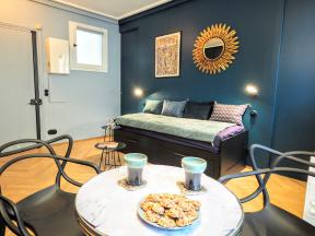 Apartment Paris chic studio - studio