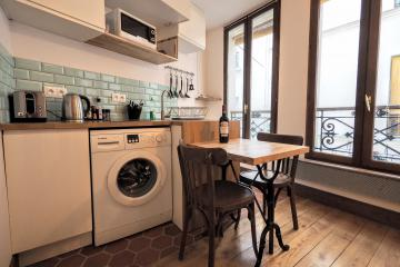 Apartment Close to Canal Saint Martin