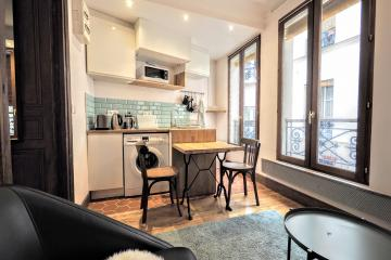 Appartement Close to Canal Saint Martin