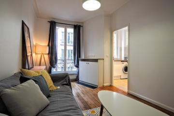 Apartment Montmartre Cinema studio