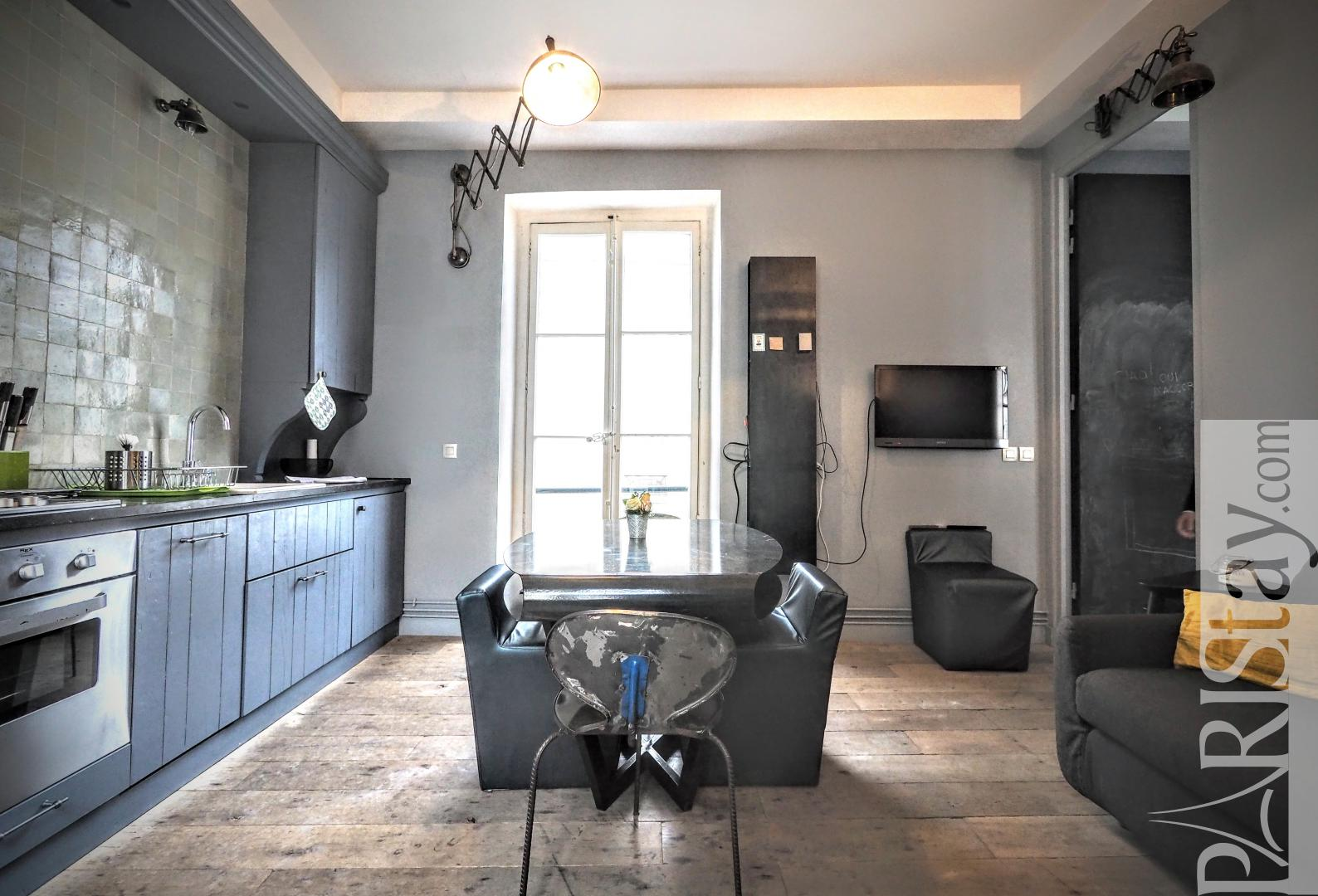 Rentals In Paris France Luxury 2 Bedroom Apartment For
