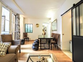 Apartment Marais parisian haven - 5 bedrooms