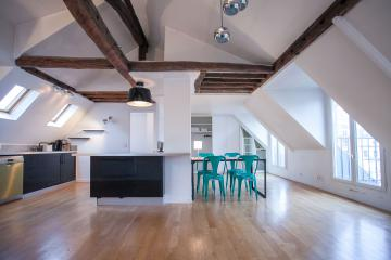 Apartment Beaumarchais 2BR