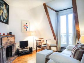 Apartment Paris Saint Germain rooftops - 1 bedroom