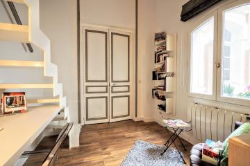 1 bedroom of Victor Hugo Initiate Apartment Foch