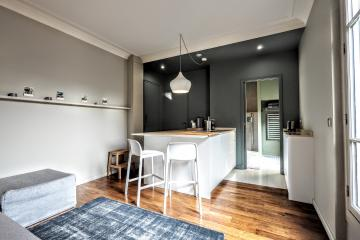 Apartment Bastille Designer