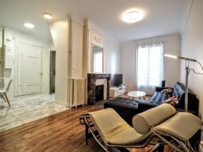 Apartment Passy 2 bedrooms - 2 bedrooms
