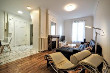 Apartment Passy 2 bedrooms
