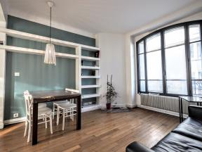 Apartment Pere Lachaise Designer - 2 bedrooms