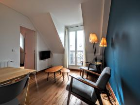 Apartment Bourse Designer - 2 bedrooms