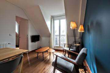 Appartement Bourse Designer