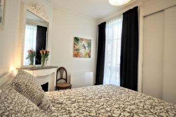 Appartement Lecourbe Lourmel 1BR