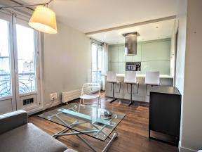 Apartment Bourse Montmartre - studio