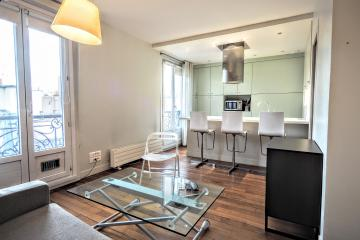 Apartment Bourse Montmartre