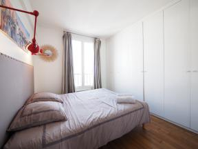 Montmartre Abbesses 2BR