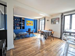 Appartement Montmartre Abbesses 2BR - type T3