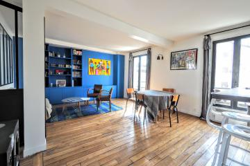 2 bedrooms of Montmartre Abbesses 2BR Paris apartments Montmartre