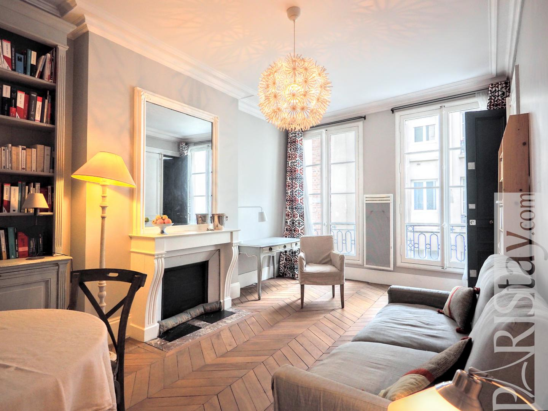 Renting an apartment in paris one bedroom Saint germain ...