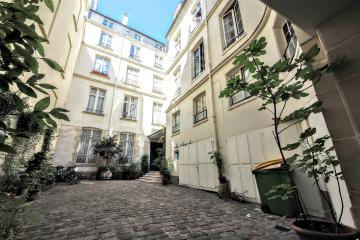 Appartement Montorgueil spacious Studio