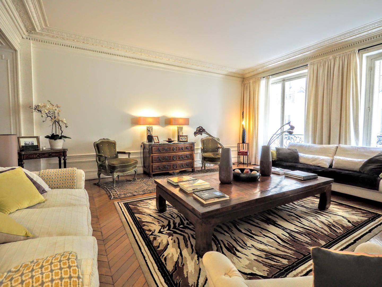 paris luxury apartment rental 1 bedroom flat avenue foch