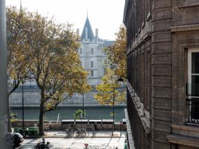 Appartement Rivoli Seine view - type T2