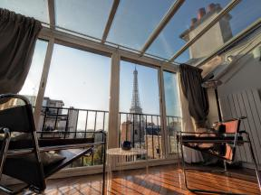 Appartement Eiffel tower Panoramic - type T3