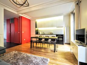 Appartement Montmartre diamond - type T2