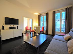 Apartment Trocadero Lonchamp 2BR - 2 bedrooms