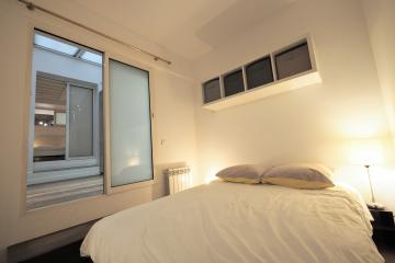 Apartment Beaubourg 2 beds