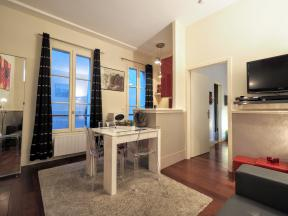 Apartment Marais Rosiers 1BR - 1 bedroom