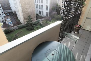 Appartement Ordener balcony